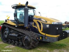 tractor  | tractors with either two or four powered rubber tracks tractors