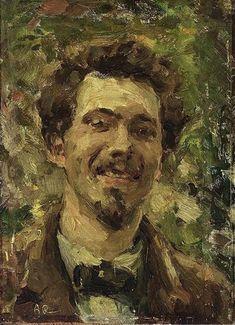 Albert Roelofs - Self Portrait 5 September, Jacob Jordaens, Dutch Painters, Dutch Artists, Oil On Canvas, Portrait Paintings, Self, Nudes, Portraits