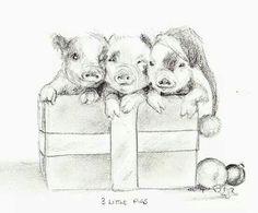 I 3 porcellini