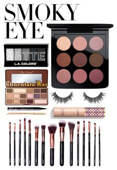 """Untitled #77"" by elsa-ebervik on Polyvore featuring beauty, MAC Cosmetics, NYX, Dolce&Gabbana and M.O.T.D Cosmetics"