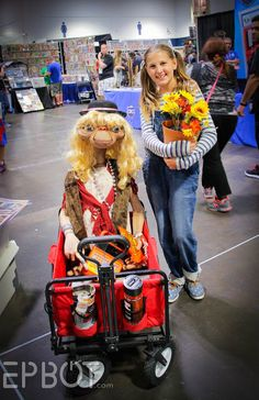 EPBOT: Tampa Bay Comic-Con 2016, The Best Cosplay!