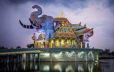 Luang Pho Koon Museum im Wat Banrai