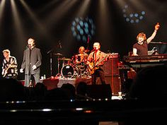 "The Zombies 2008.  The Zombies are an English rock band, formed in 1961 in St Albans and led by Rod Argent (piano, organ and vocals) and Colin Blunstone (vocals).  The group scored British and American hits in 1964 with ""She's Not There"". In the US, two further singles, ""Tell Her No"" in 1965 and, in 1969,"