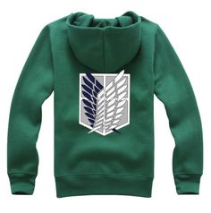 Attack on Titan Scouting Legion Hoodie