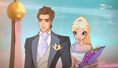 winx club daphne and thoren | The Winx Club Daphne & Thoren finally get marry!