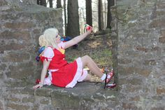 Flandre Scarlet - Touhou Project Cosplay