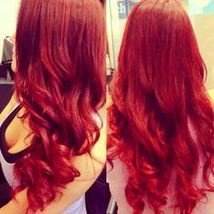 Red Hair! olala