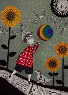 Henry's Rainbow by Judith Clay