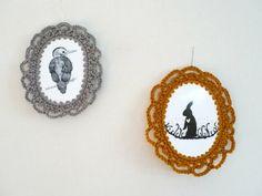 a Creative Cat blog: Crochet Frames