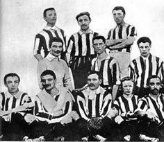 Juventus Football Club, 1905, Primer campeonato de liga.