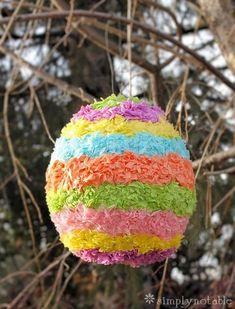 An Egg-cellent Pinata