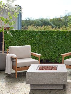 outdoor Wood And Metal Shelves, Oak Shelves, Metal Frame Chair, Circle Shelf, Pedestal Coffee Table, Mirror Words, Stone Bath, Oversized Furniture, Outdoor Sofa