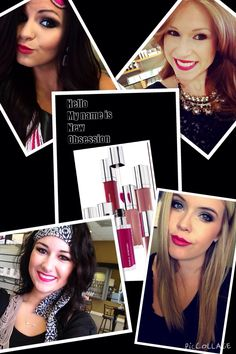 """Because every girls needs a bit of drama to be a queen... Merle girls of Orange & Bridge City Tx are obsessed with MN new Liquid Lip Color in """"Drama Queen""""     Xoxo Your favorite Merle Girls"""