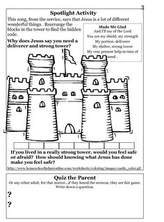 Image result for sermon activities for kids