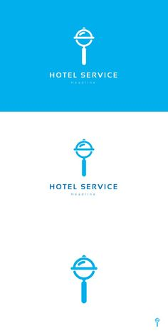 Hotel service logo.. Logo Templates. $29.00