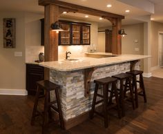 389 Best Basement Bar Designs Images In 2019 Bar Home