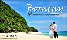 Boracay: World's Most Romantic Island Destination - Boracay Boracay Island, Romantic Destinations, Most Romantic, Philippines, World, Beautiful, The World