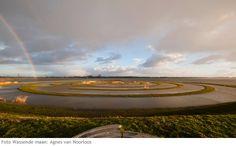 Biesbosch MuseumEiland ::: Verleden, heden en toekomst van De Biesbosch Foto 'Wassende Maan' van Agnes van Noorloos