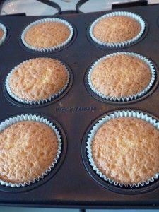 Glutenvrije cupcakes - Boter, Meel & Eieren