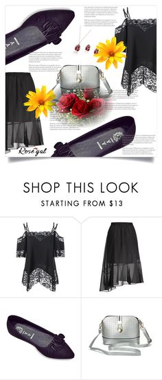 """""""Rosegal"""" by ibur-7snowflakes ❤ liked on Polyvore"""