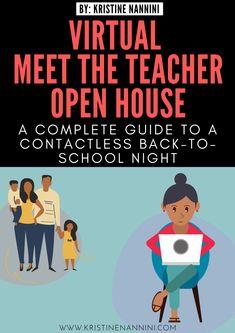 Meet The Teacher, Letter To Teacher, Letter To Parents, Online Classroom, School Classroom, Classroom Ideas, Flipped Classroom, Classroom Activities, Google Classroom