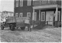 Petsamo Alaluostari, 1942 Finland, Outdoor, Outdoors, Outdoor Games, The Great Outdoors