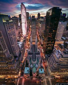 St. Patricks Cathedral by @nyloveyou #newyorkcityfeelings #nyc #newyork