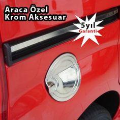 Fiat Fiorino Depo Kapağı Kromu P.Çelik 1 Parça 2008->Sonrası