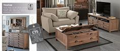 Love this range of furniture