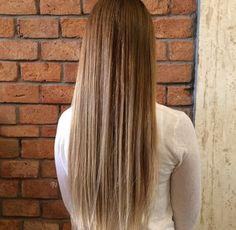 Brunette hair color- natural looking- kumral saçlar - doğal saç rengi