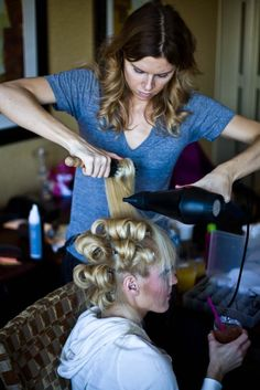 hairdresser on fire / fantastic blog about all things hair. I will try some of these tricks!