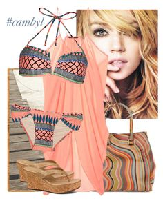 """""""Summer Fashion 111"""" by creativealonemoments ❤ liked on Polyvore"""