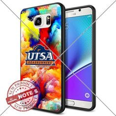 NEW Texas-SA Roadrunners Logo NCAA #1615 Samsung Note5 Black Case Smartphone Case Cover Collector TPU Rubber original by SHUMMA [Colorful], http://www.amazon.com/dp/B01849B99O/ref=cm_sw_r_pi_awdm_JLQ-wb0Y0EP1P