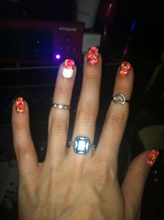 Donut shop nails II