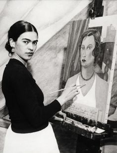 They wanted to evoke the spirit of painter Frida Kahlo.