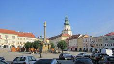 Velké náměstí - Kroměříž