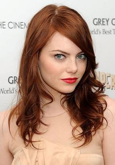 "My dream hair color! ""Copper Brown"" hair color 2016"