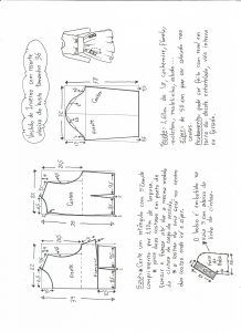 Amazing Sewing Patterns Clone Your Clothes Ideas. Enchanting Sewing Patterns Clone Your Clothes Ideas. Dress Sewing Patterns, Sewing Patterns Free, Clothing Patterns, Free Pattern, Free Sewing, Basic Sewing, Fashion Sewing, Diy Fashion, Moda Fashion