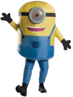 Rubie/'s Costume Minions Sand Pail Costume Party Bucket Favor NEW