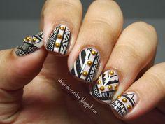Ideas Caroline  #nail #nails #nailart