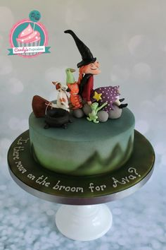 The book 'room on the broom'