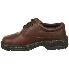 Eastland Women's Plainview Medium/Wide Oxford Shoes (Brown Leather) - W Brown Oxfords, Clearance Shoes, Golf Shoes, Discount Shoes, Womens Flats, Brown Leather, Smooth Leather, Nike Shoes, Oxford Shoes