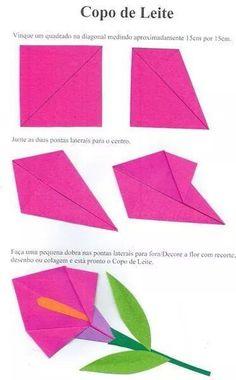 arum origami