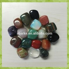 Check out this product on Alibaba.com App:Crystal healing stones Tumbled Stones Wholesale cheap bulk tumbled stones https://m.alibaba.com/yqYbeu