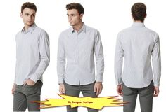 THEORY Men 'Sylvain' Amicable Stretch Cotton Gingham Check Shirts NEW NWT $185 #Theory #ButtonFront