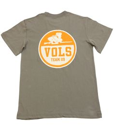 Show your support of the Vols Team 119! It's a must have if you are a diehard UT Fan! Find this and more great Volunteer Traditions on tyalexanders.com