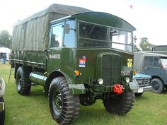 AEC matador | Flickr - Photo Sharing! Classic European Cars, Classic Cars, Vintage Trucks, Old Trucks, Extreme 4x4, Suv 4x4, Rubber Raincoats, Car Wheels, British Army