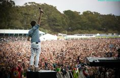 Some of our favorite shots from Outside Lands 2012.