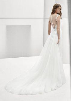 5348973083 Las 24 mejores imágenes de Alma Novia 2017 2018 Colección vestidos ...