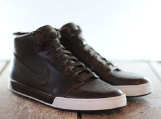 Nike Air Royal Antique Brown - late to the party, but I still want them!